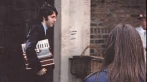 Paul McCartney with Accordion