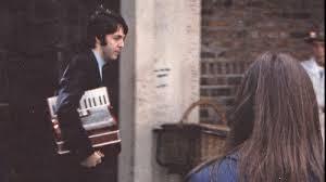 Paul McCartney with Accordion