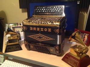 photo Hohner and awards