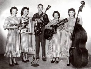 Mother Maybelle, the Carter Sisters with Chet Atkins