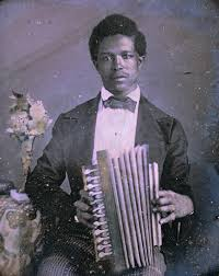 Early Accordionist