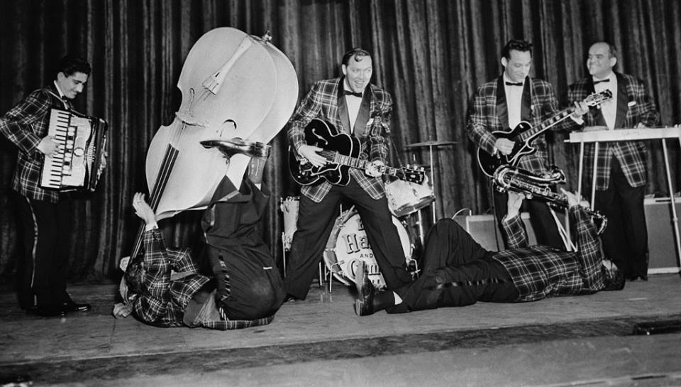 Bill Haley and the Comets II
