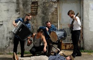 Mosquito Cabaret band pic II